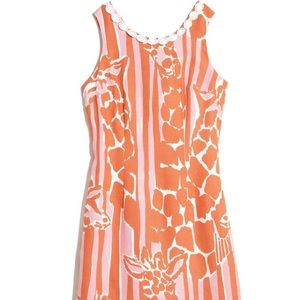 Lilly Pulitzer for Target Giraffeey Shift Dress